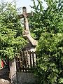 Kříž, Jaroměř-Pražské Předměstí, Národní, při domě č. p. 108.jpg