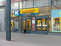 K Market Torikeskus