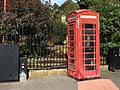 K6 Telephone Kiosk At Entrance To Arboretum.jpg