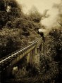 KITLV - 75191 - Kurkdjian, Fotograaf George P. Lewis, aldaar werkzaam - Sourabaya, Java - Railway bridge at Banjoewangi - circa 1920.tif