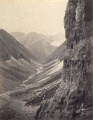 KITLV 100519 - Unknown - Mountains, probably in Kashmir in British India - Around 1870.tif