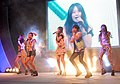 KOCIS Group f(x) performs to celebrate the 40th anniversary of the KOCIS (6557952087).jpg