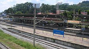 Kajang railway station - Image: Kajang railway station, Kajang
