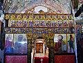 Kakopetria Kirche Agios Nikolaos tis Stegis Innen Ikonostase 2.jpg