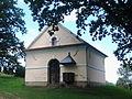 Kalwaria Zebrzydowska - Kaplica Apostołów Triumfujących - Wniebowzięcie Matki Boskiej III AL05.jpg