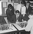 Kampioenschap jeugdschaken van Nederland te Rotterdam, winnaar Leo Kerkhoff uit , Bestanddeelnr 916-2665.jpg