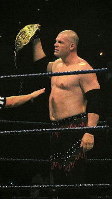 Kane World Heavyweight Champion