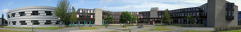 Kapteyn Instituut - SRON Groningen panorama.JPG