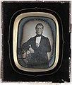 Karl Theodor Henrichsen - daguerreotypi - ca. 1850 - Marcus Selmer - Oslo Museum - OB.F16023a.jpg