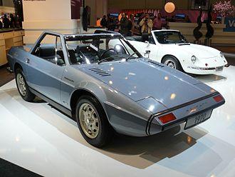 Karmann - Karmann Cheetah Concept 1970.