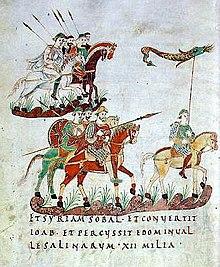 220px-Karolingische-reiterei-st-gallen-s