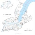 Karte Gemeinden des Kantons Genf 2007.png