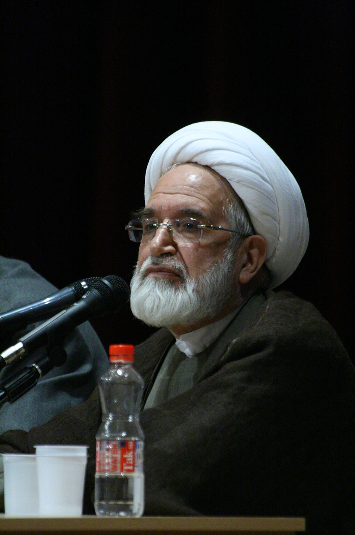 mehdi karroubi wikiquote