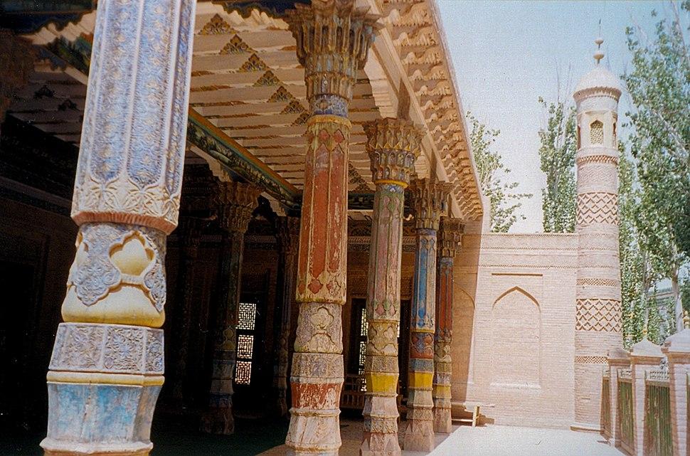 KashgarAbakhHojaTomb