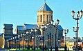 Katedralo kaj parko de Gavar.jpg