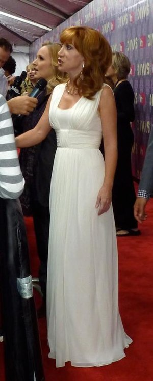 Kathy Griffin - Griffin at the VH1 Divas Awards red carpet in 2009