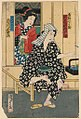 Kawarazaki gonjūrō (to) ichikawa kohanji LCCN2008660922.jpg