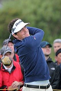 Keegan Bradley American professional golfer