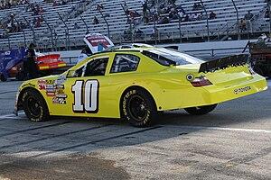Braun Motorsports - Kelly Bires in 2009.