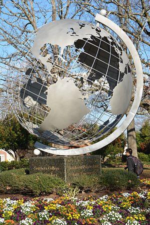 Southern Polytechnic State University - Globe