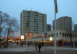 Kerava - Kerava town centre