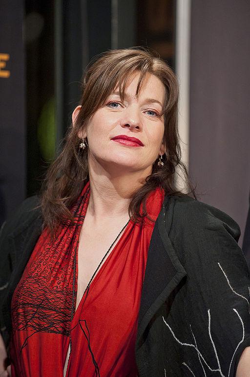 Kerry Fox (Berlin Film Festival 2009)
