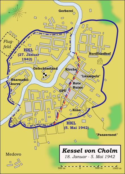 Schlacht um Cholm - Wikiwand