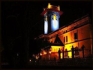 Khedive Palace - Khedive palace at night
