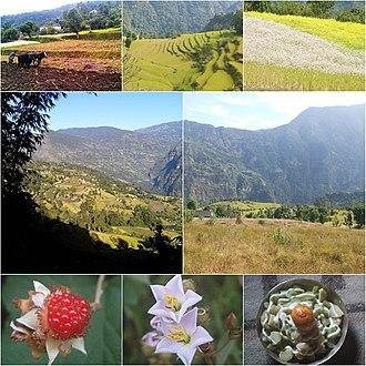 Khiji Chandeshwari - Image: Khiji 2 Okhaldhunga Nepal