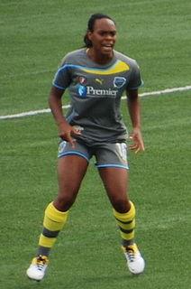 Kia McNeill Association footballer