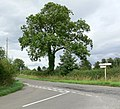 Kibworth Road junction - geograph.org.uk - 506212.jpg