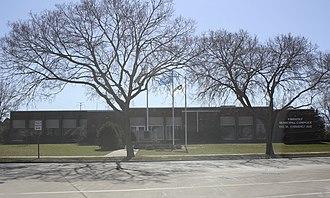 Kimberly, Wisconsin - Image: Kimberly Wisconsin Village Hall