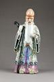 Kinesisk figur föreställande Shou Xing - Hallwylska museet - 95993.tif