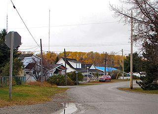 King-Lebel designated place in Ontario, Canada