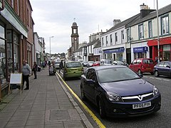 King Street, Castle Douglas - geograph.org.uk - 1538897.jpg