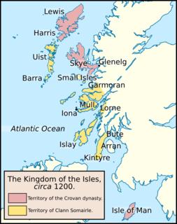 Crovan dynasty Norse-Gaelic royal family