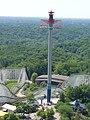 Kings Island WindSeeker from Eiffel Tower.jpg