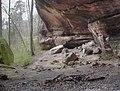 Kinlock Cave 2 - panoramio.jpg