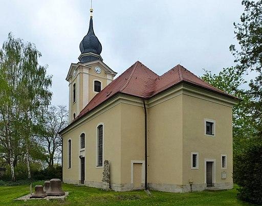 Kirche Quesitz