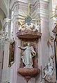 Kirche 19055 Apostel Paulus in A-2115 Ernstbrunn.jpg