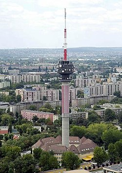 Kispest antenna tower, Budapest District XIX. Bpxixcivertanlegi3.jpg