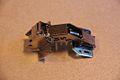 Kitchen cabinet hinge, Frog hinge 01.JPG