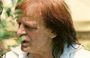 English: Klaus Kinski, german actor, at the Ca...