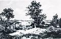Klein-Glienicke Böttcherberg um 1850 Haun.jpg