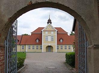 Barth, Germany - Former abbey of Barth