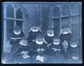 Knitting nuns! Poor Clares Priory, Woodchester, early 1900s (7931748460).jpg