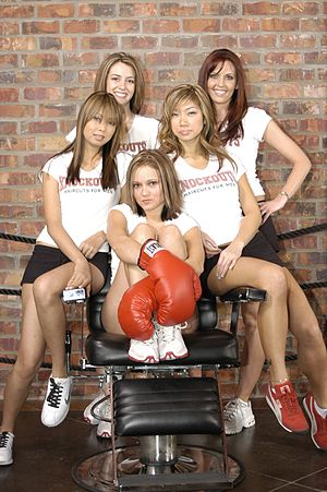 Knockouts - Knockouts Girls