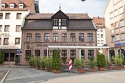 Knorrstraße in Nürnberg
