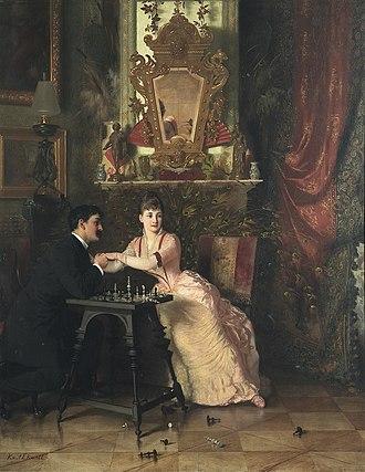 Knut Ekwall - The Proposal (1880s)