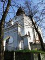 Kościół, ob. par. pw. św. Jana Ewangelisty, 2 poł. XI, XIII-XVI-XVIII (13).JPG